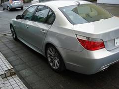 BMW5シリーズ 板金修理