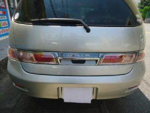 トヨタ ガイヤ